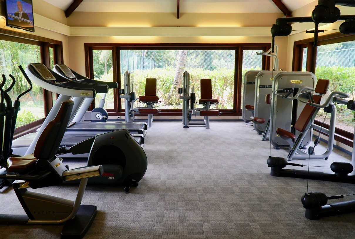 Constance Lemuria gym