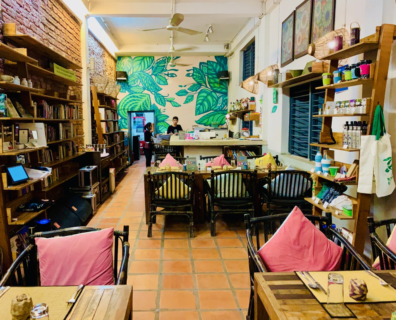 New Leaf Eatery Siem Reap Sustainable Tourism