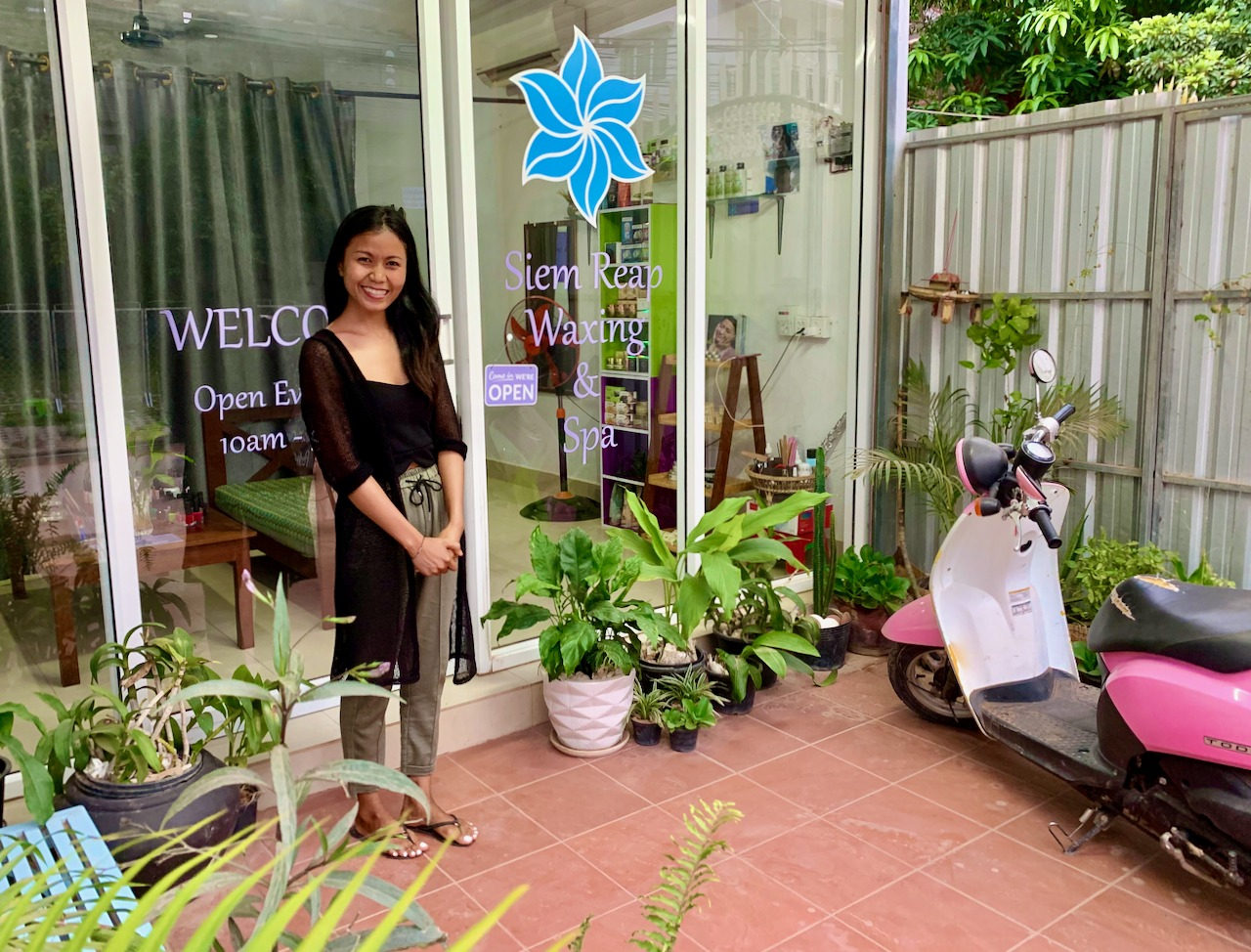 Siem Reap Waxing and Spa Sustainable Tourism