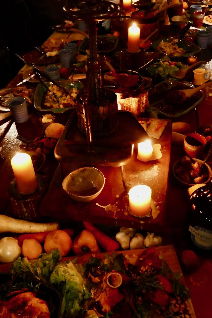 Food The Green Dragon Hobbiton Evening Banquet Tour
