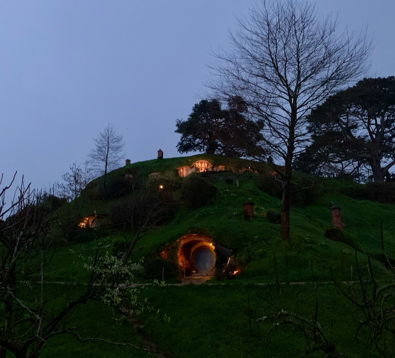 The Shire Hobbiton Evening Banquet Tour