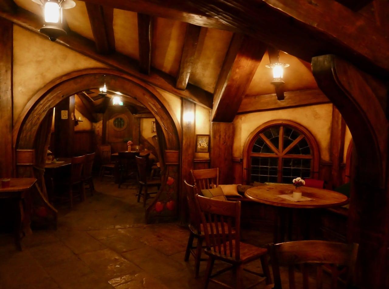 The Green Dragon Hobbiton Evening Banquet Tour