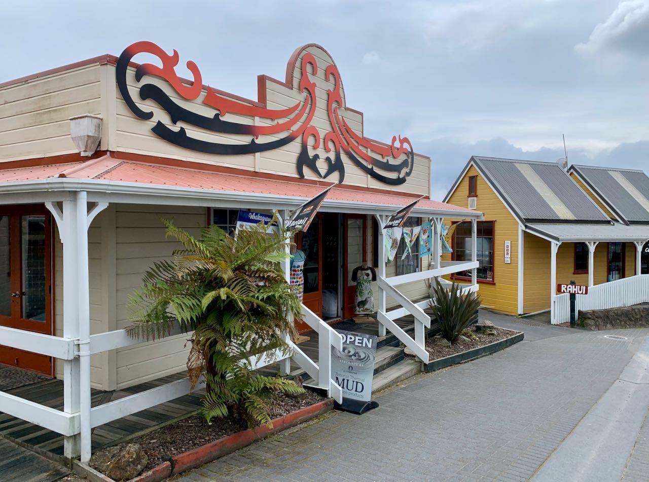 Village, Whakarewarewa, A Geothermal Māori Village