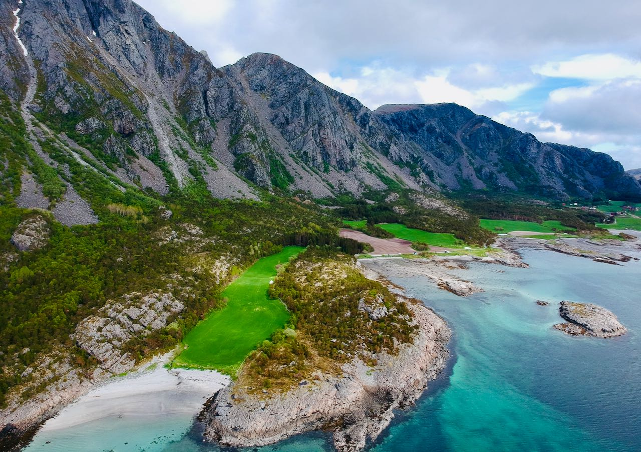 Vega Island Helgeland The Coastal Route Norway