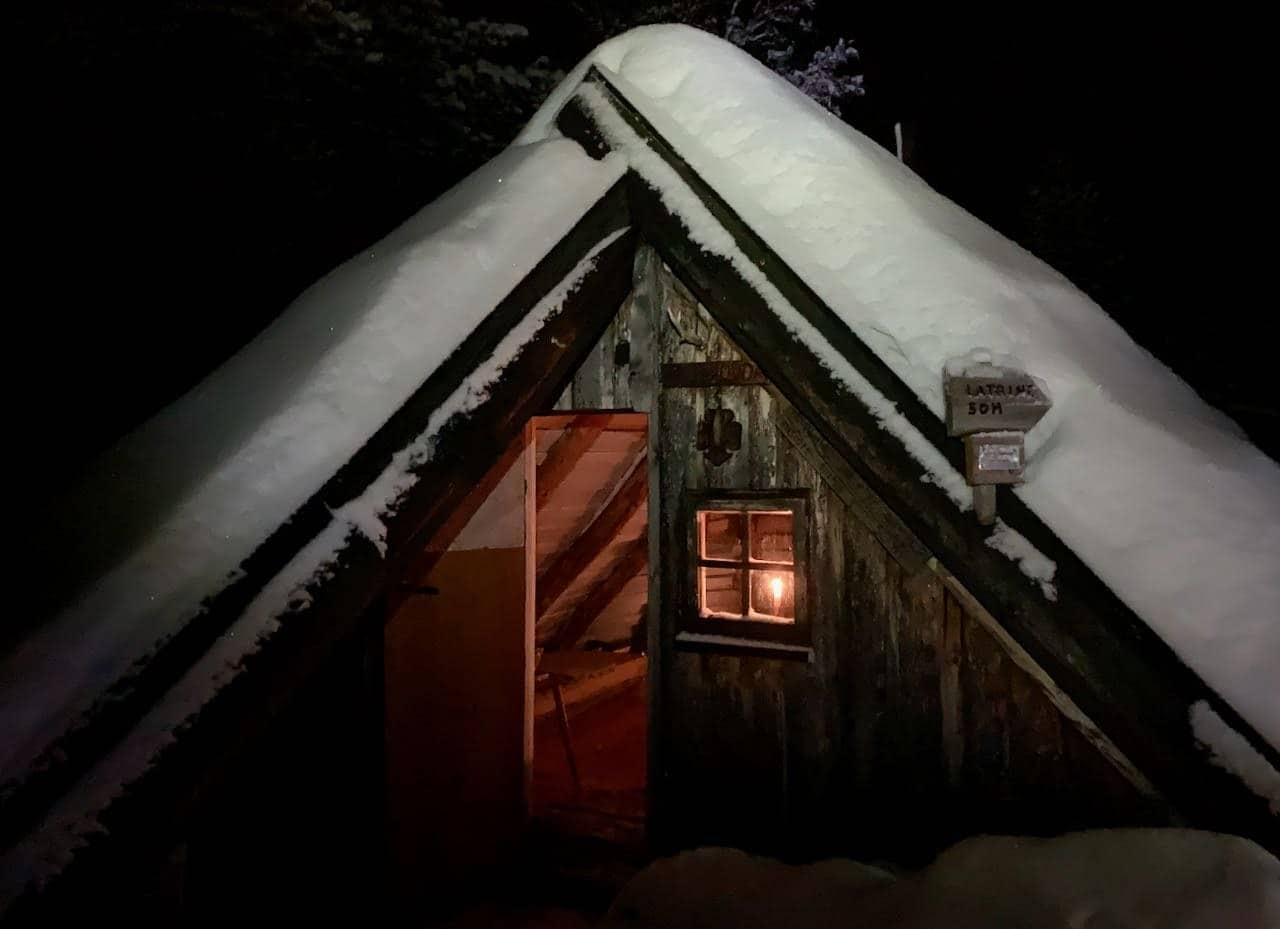 Winter cabin Dovre
