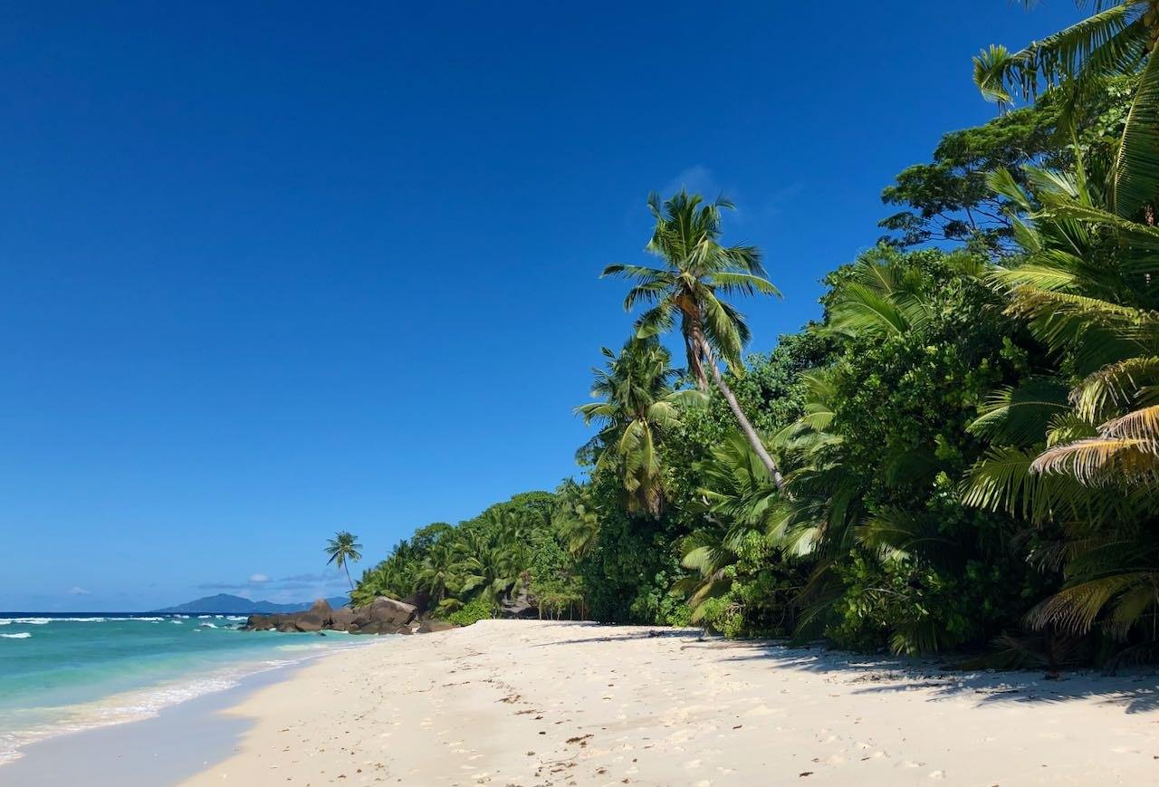 Seychelles Presidential Beach