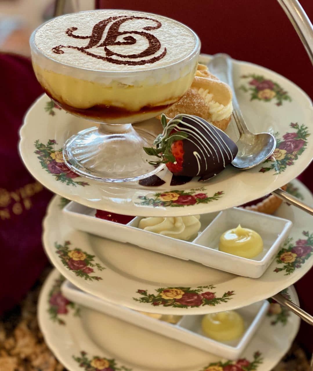 grand floridian afternoon tea menu