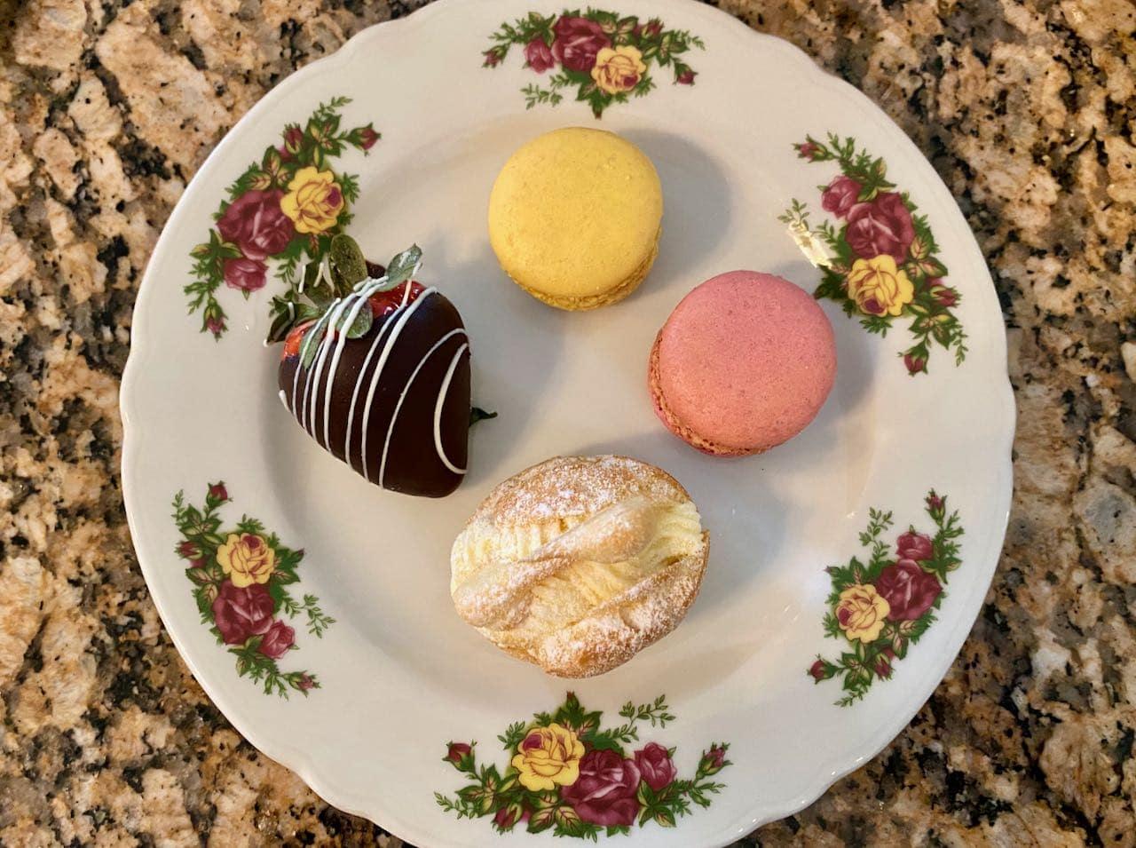 Desserts Disney's Grand Floridian Resort & Spa Orlando review