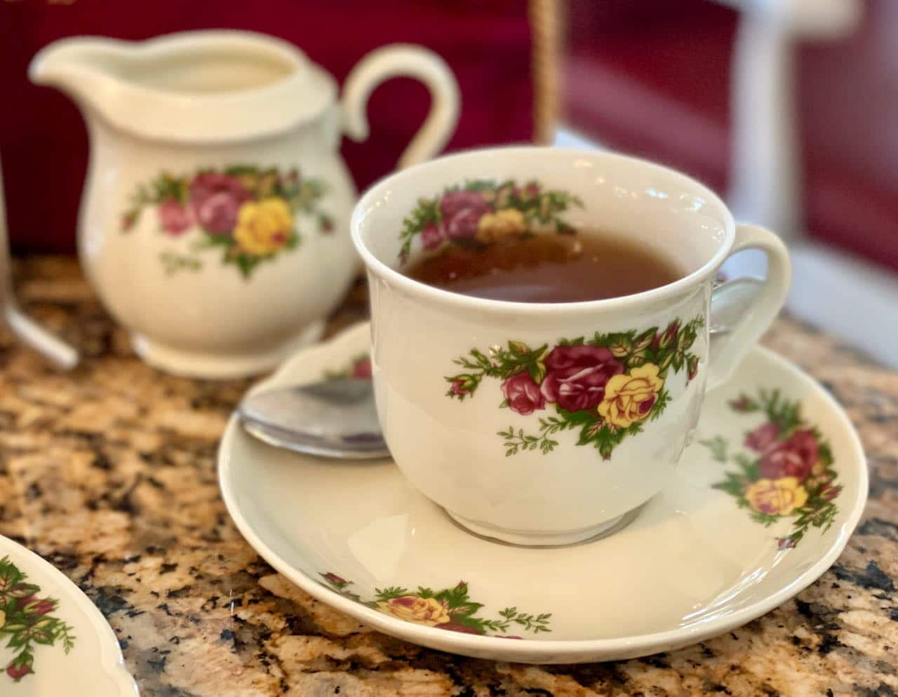 Cup of tea Disney's Grand Floridian Resort & Spa Orlando review