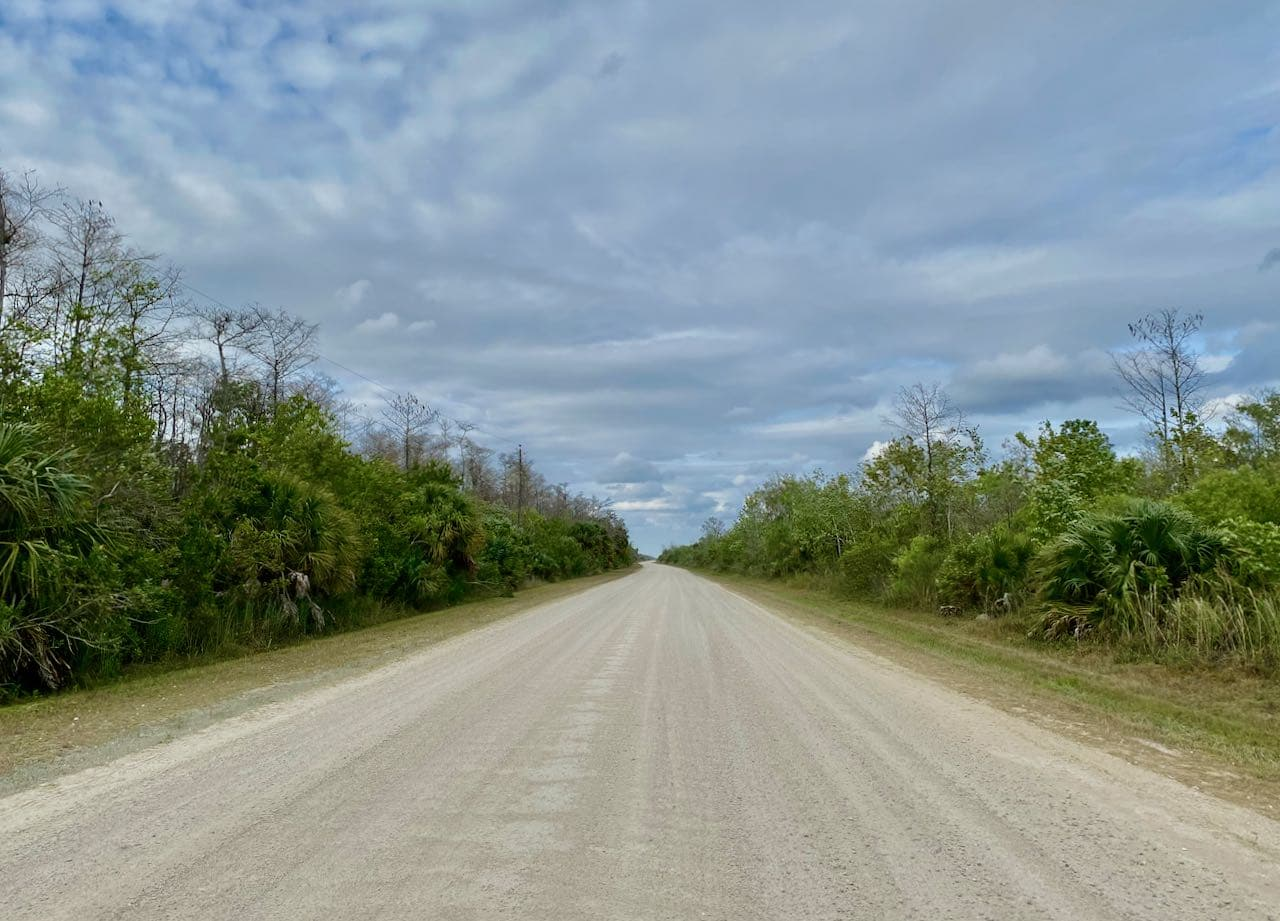 Turner River Road Attractions and Places to Stop Along the Tamiami Trail/U.S. Highway 41
