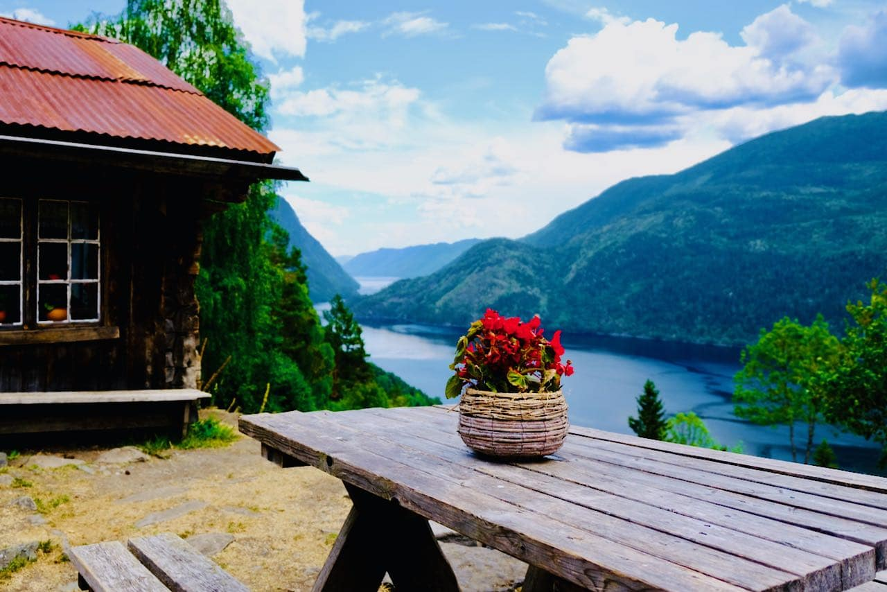 Rui Farm 33 travel tips Norway