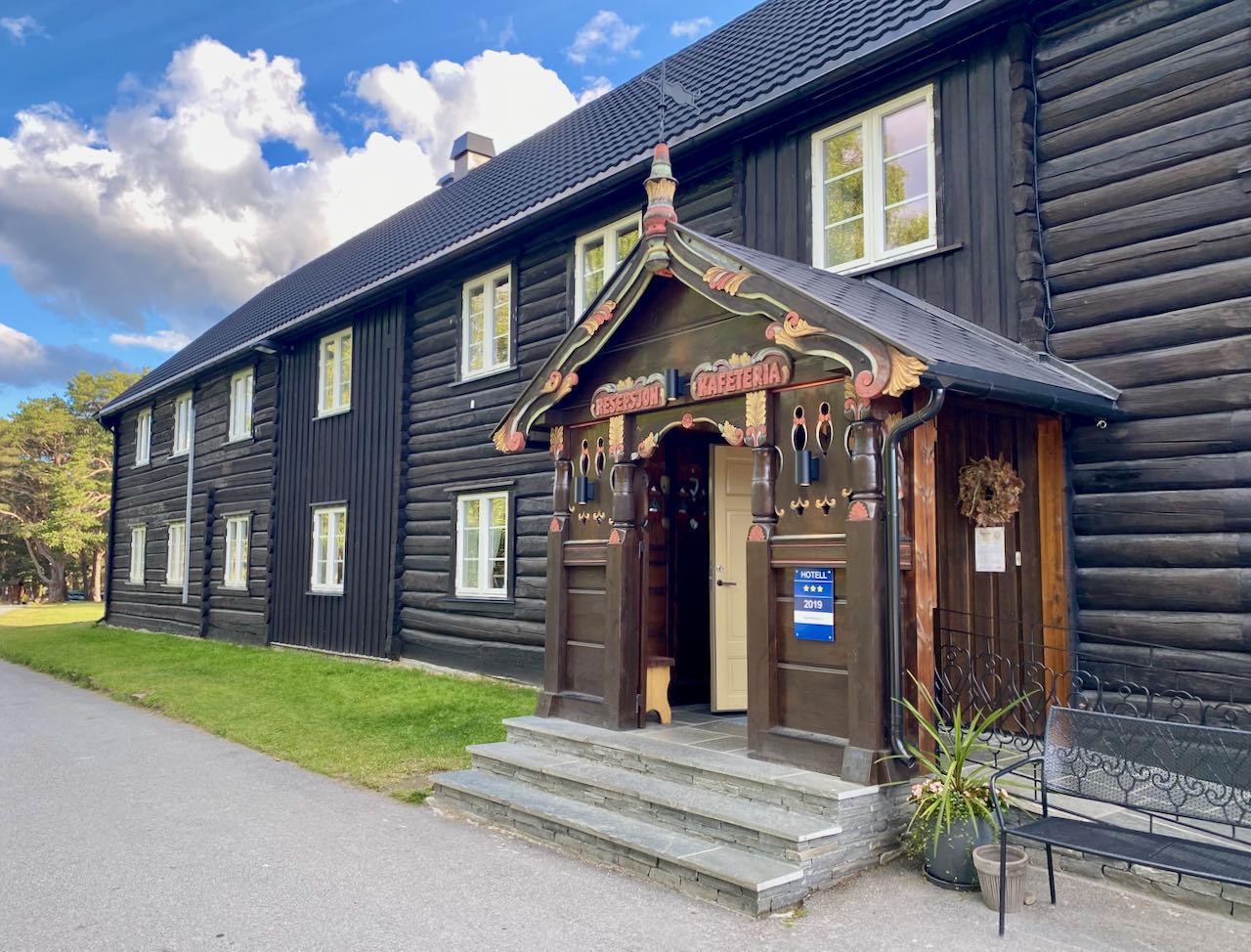 Toftemo Turiststasjon Dovre Norway
