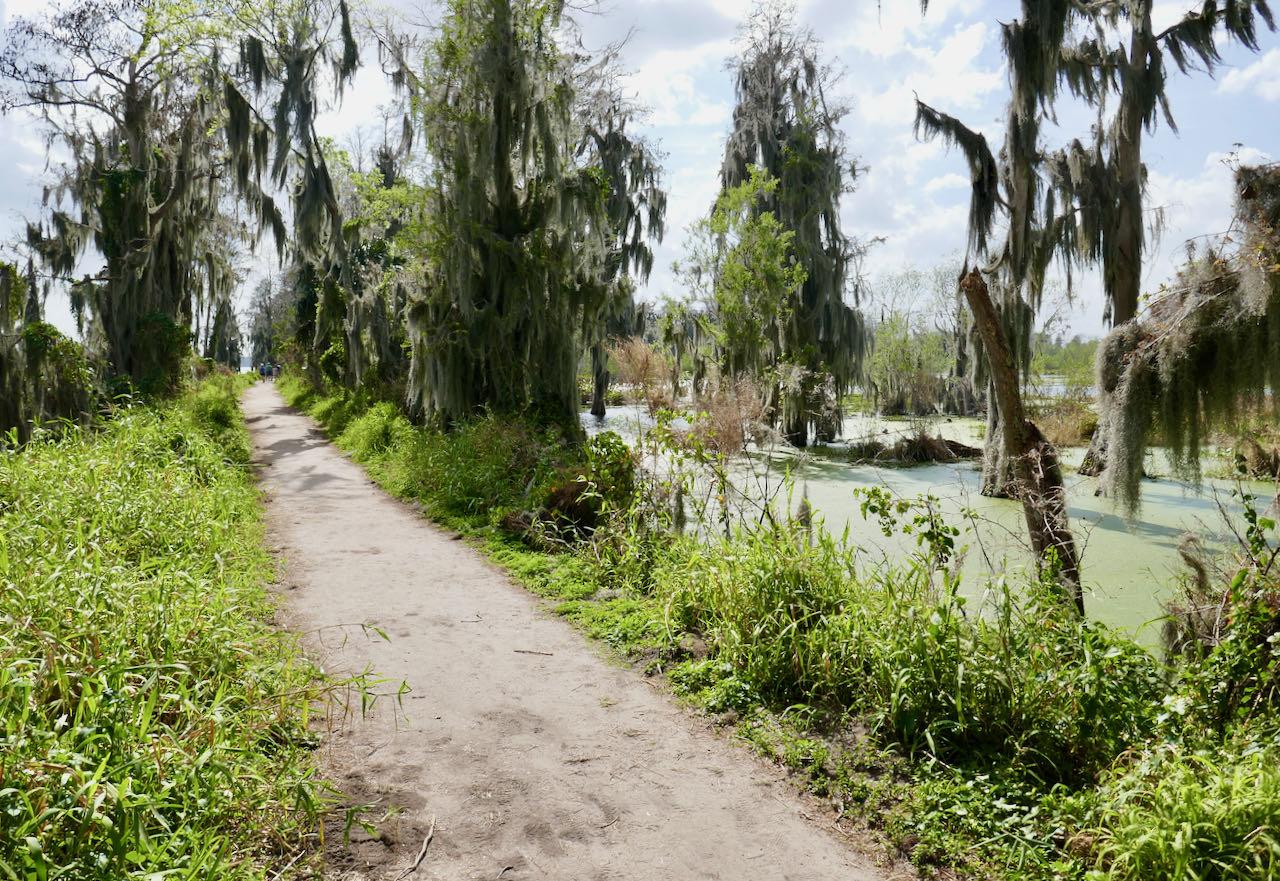 Circle B Bar Reserve Lakeland Florida