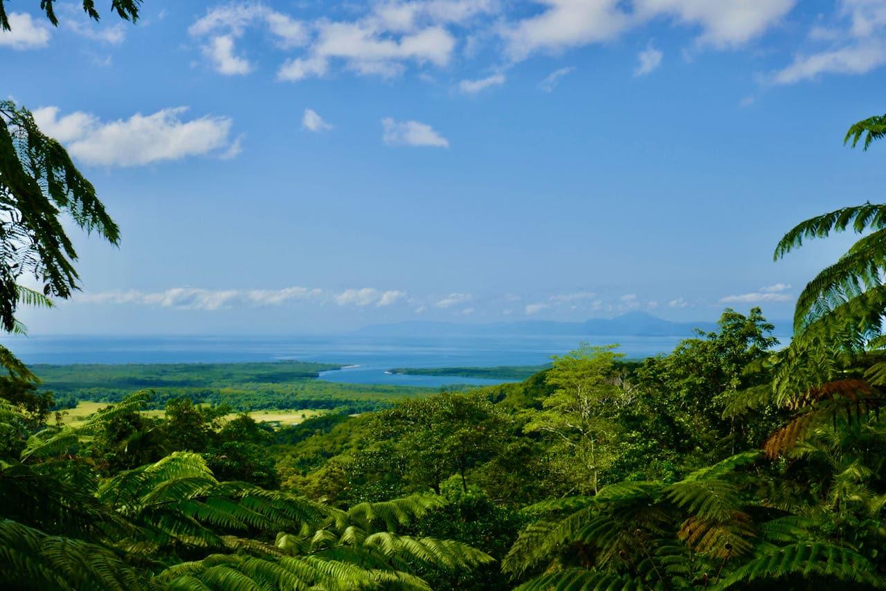 Cairns Road Trip Mount Alexandra Lookout