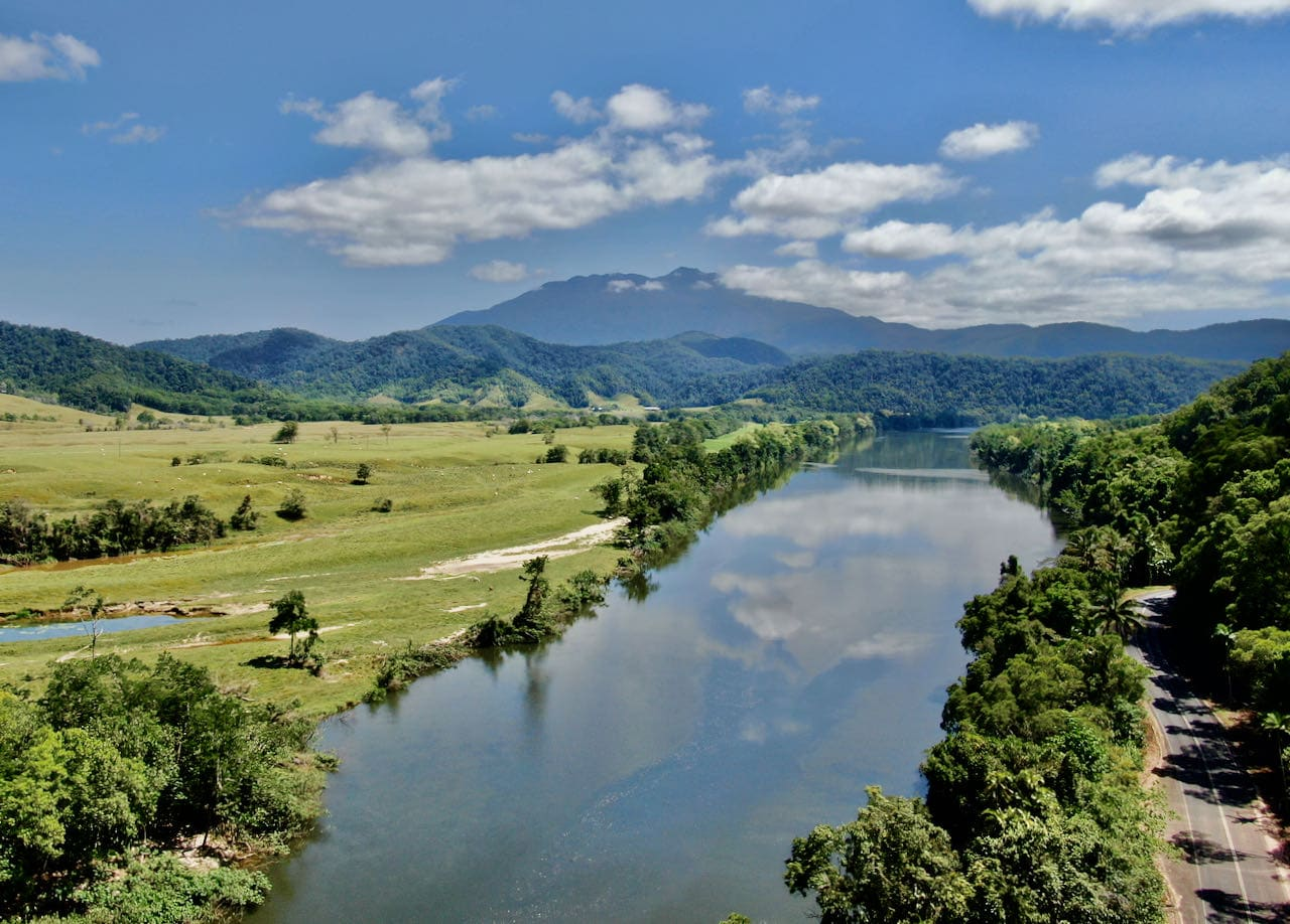 Cairns Road Trip Daintree River