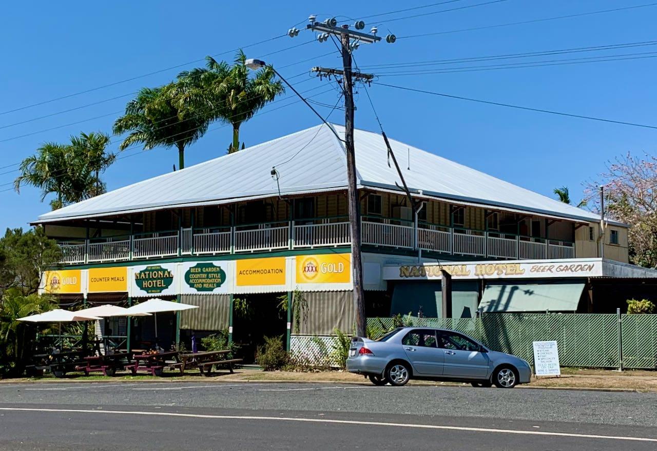 Cairns Road Trip Mount Molloy