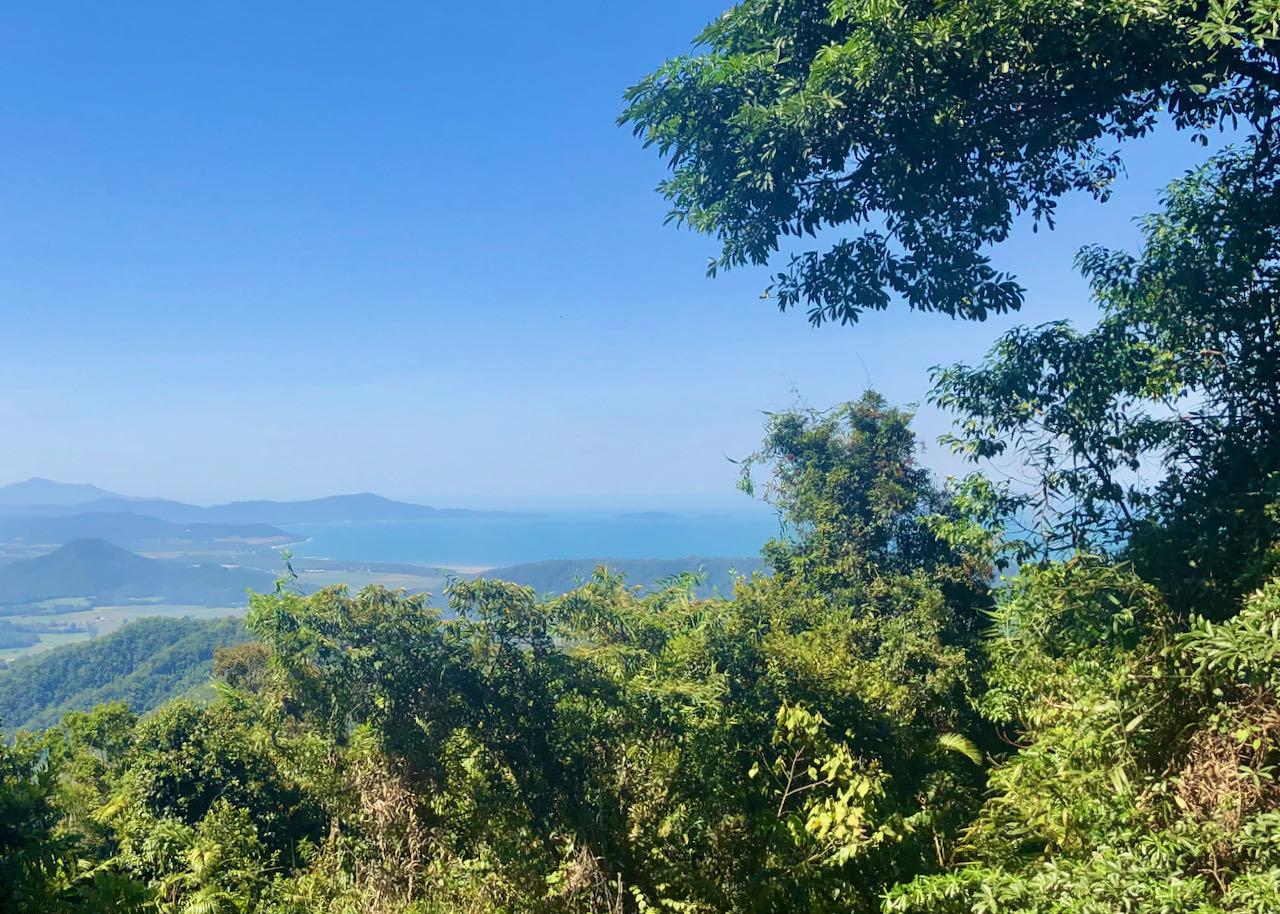 Cairns Road Trip Mossman Mount Molloy Lookout