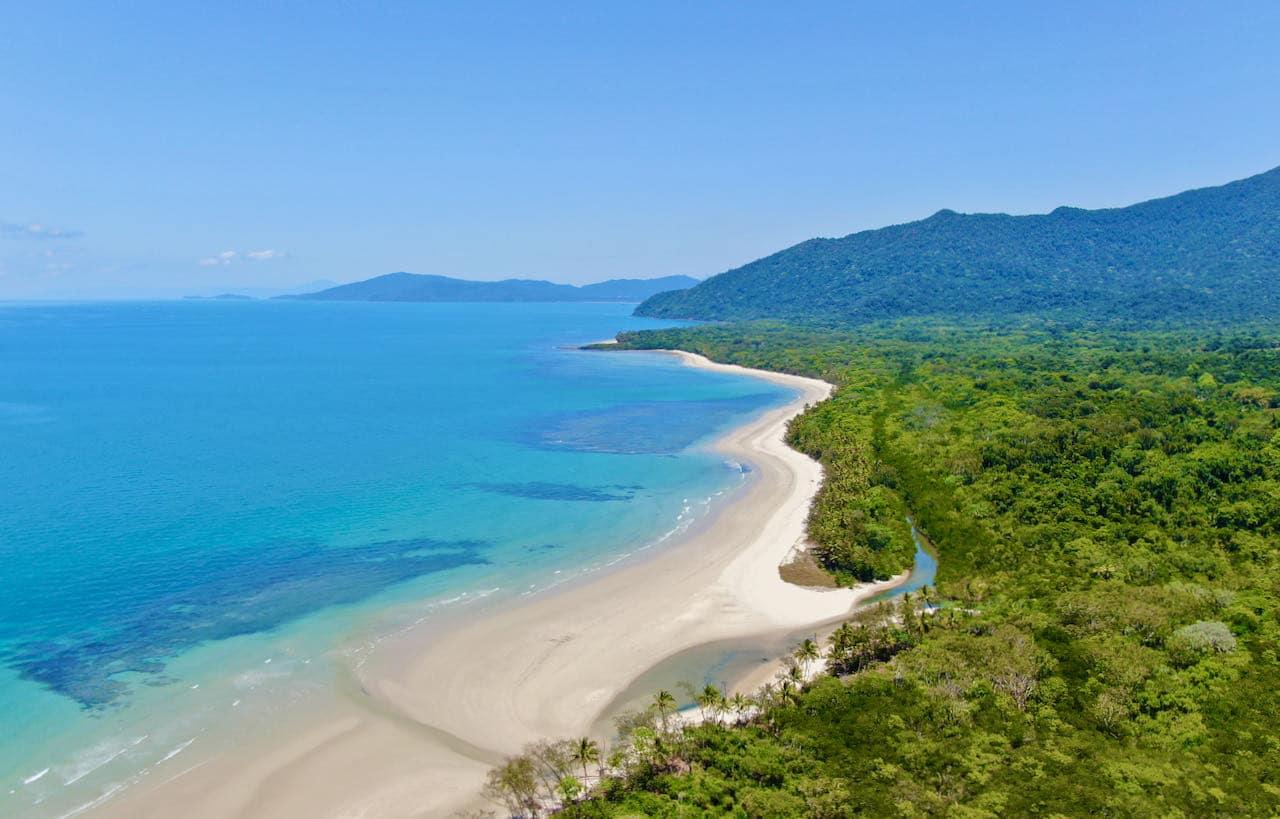 Cairns Road Trip Cape Tribulation
