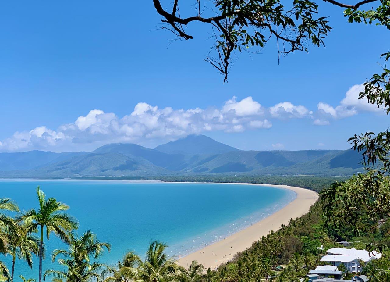 Cairns Road Trip Four Mile Beach Port Douglas