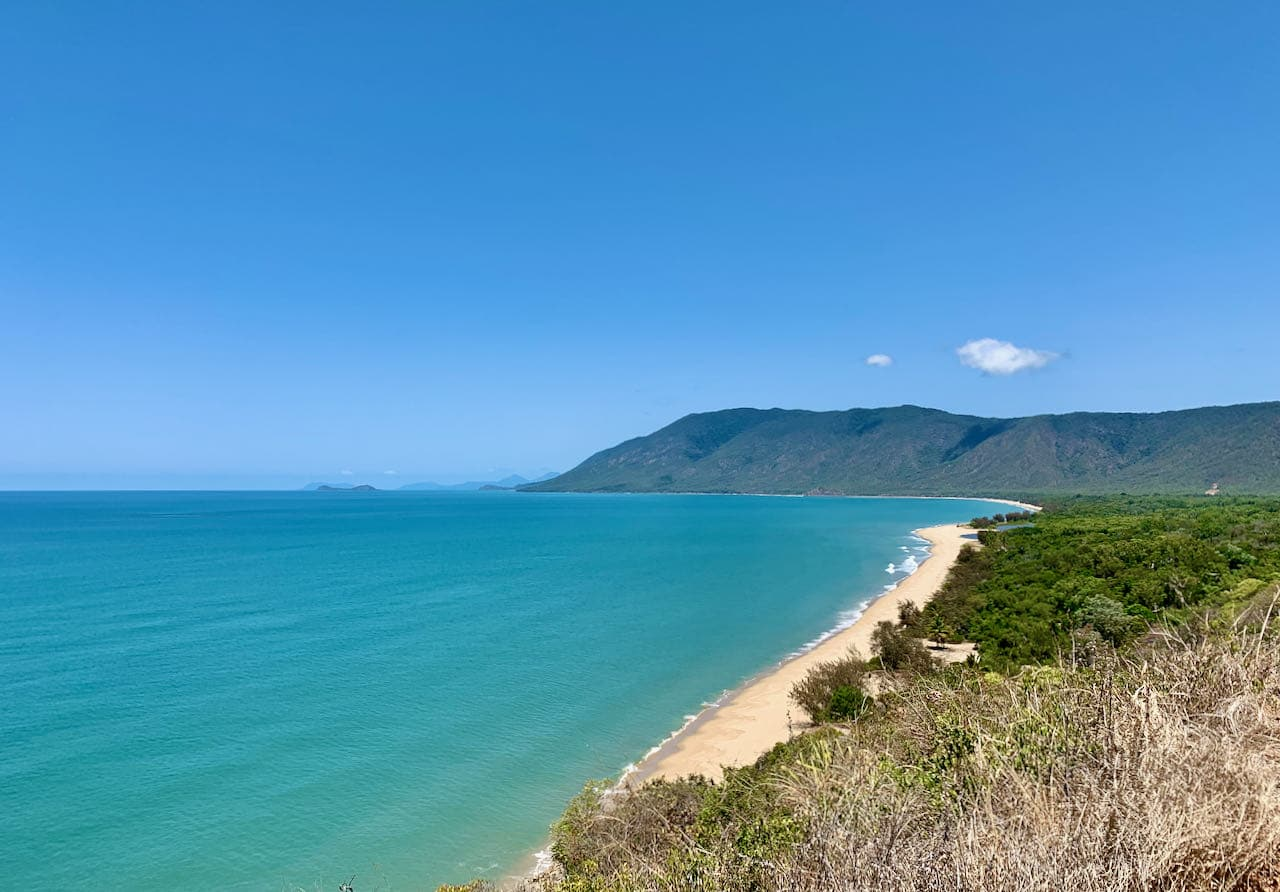 Cairns Road Trip Captain Cook Highway