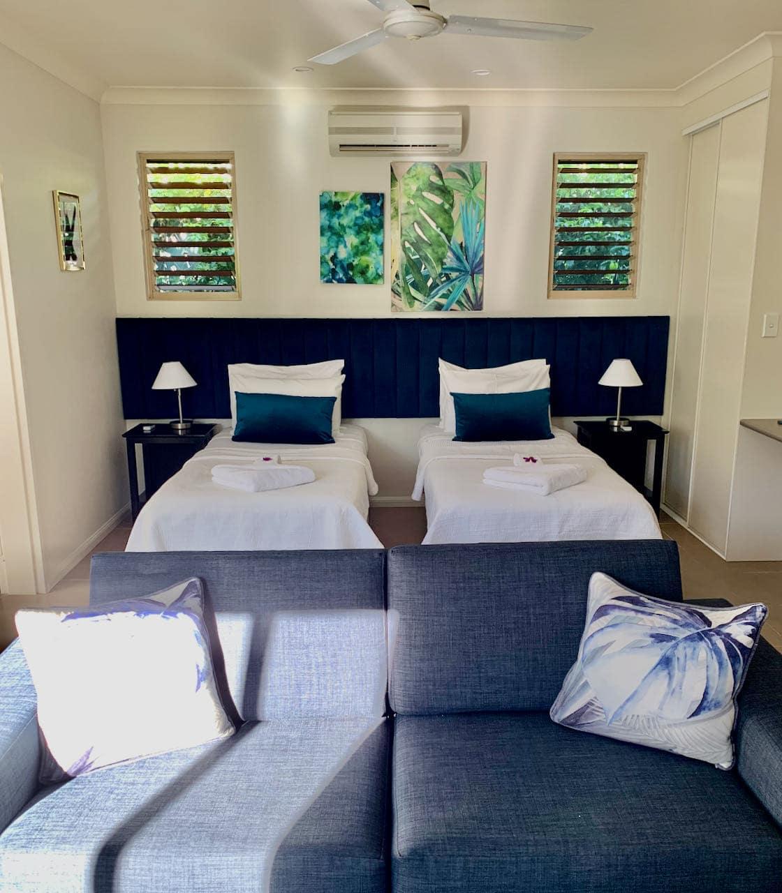 Cairns Road Trip Blue Summit Hideaway